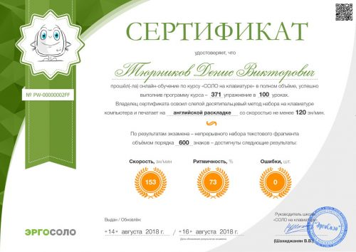 axined_сertificate_solo_english_course
